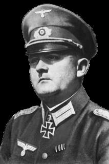 Dietrich von Choltitz German general