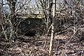 Bunkeris marių pakrantėje, 1 PK-WWI reinforced shelter by the reservoir - panoramio.jpg
