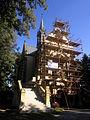 Buquoyská hrobka (Nové Hrady).JPG