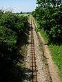 Bure Valley Railway track - geograph.org.uk - 453957.jpg