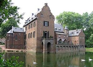 Kerpen - Burg Bergerhausen