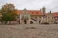 Burg Dankwarderode am Burgplatz in Braunschweig IMG 2758.jpg