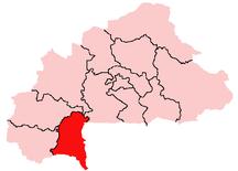 남서부 지방 (부르키나파소)