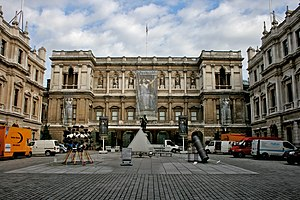Royal Academy of Arts - Image: Burlington House