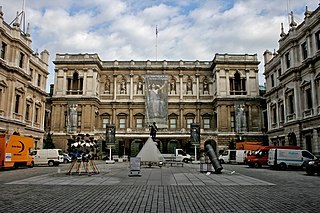 Royal Academy of Arts art institution in London, England
