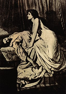 Burne-Jones-le-Vampire