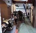 Burnfoot Power House. Generator, turbine, etc, Cragside Estate, Rothbury, England.jpg