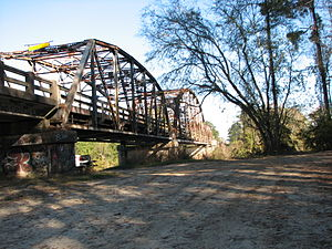 Burr's Ferry Bridge