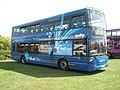 Bus at the 2009 Gosport Bus Rally (10) - geograph.org.uk - 1425213.jpg