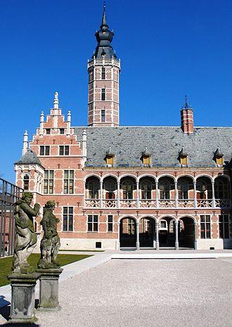 Hieronymus van Busleyden - Hof van Busleyden, city palace in Mechelen (2006)