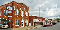 The Butler Downtown Historic District was listed on the National Register of Historic Places on January 12, 2005.