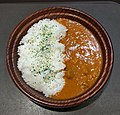 Butter chicken curry of Origin Bento.jpg