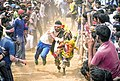 Byadagi maantha catching the bull.jpg