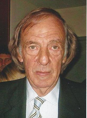 César Luis Menotti - Menotti in 2009.