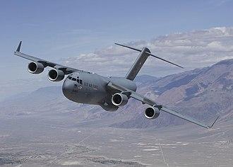 Arotech Corporation - Arotech has provided protective armor for Boeing's C-17 Globemaster III