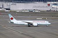 C-GHPX - B788 - Air Canada