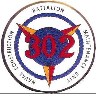 Construction Battalion Maintenance Unit 302