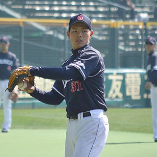 Shūhei Takahashi Japanese baseball player