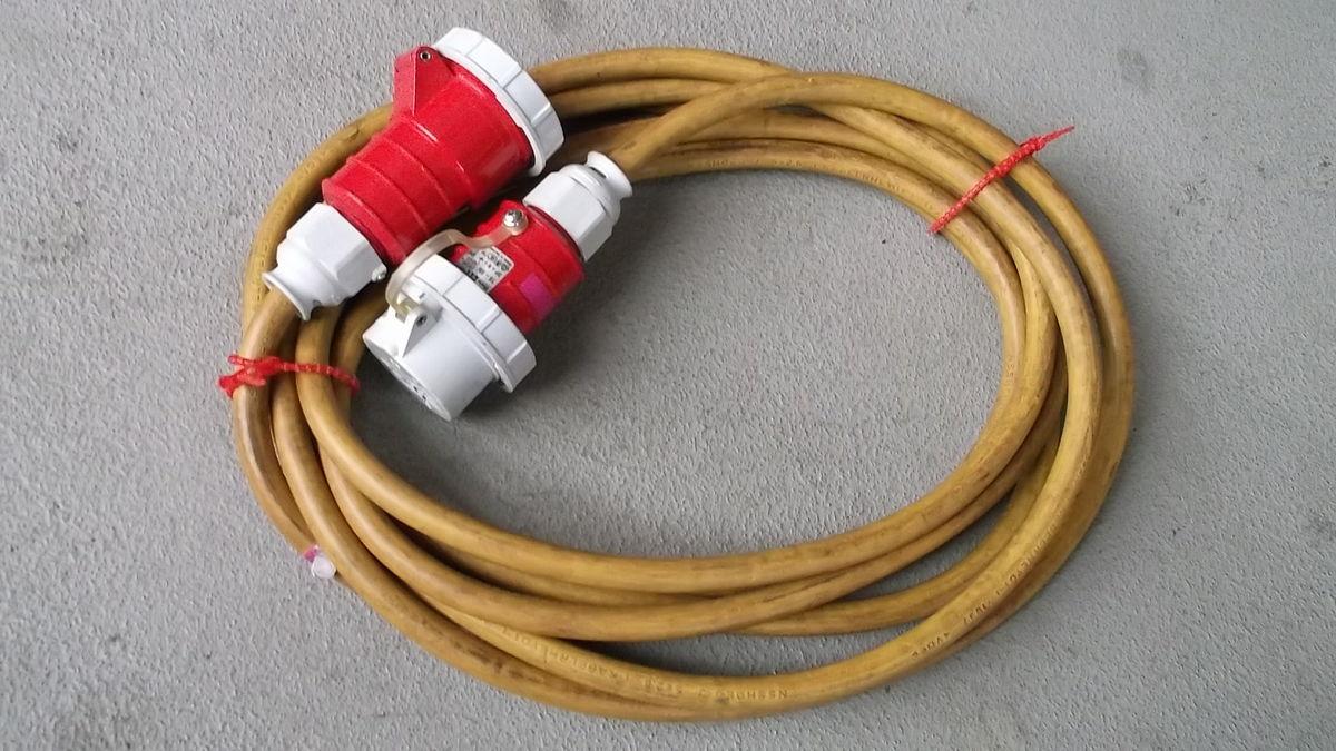 Fantastisch Elektrische Kabelverbindungen Bilder - Elektrische ...