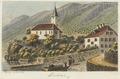 CH-NB - Brienz, Pfarrhaus und Kirche - Collection Gugelmann - GS-GUGE-WEIBEL-D-22.tif