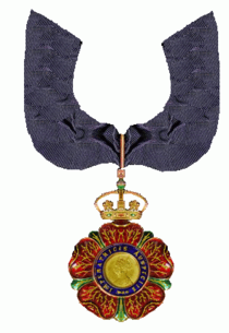 CIE Brits Indië Derde graad na 1887.png