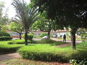 Centro de Pesquisa e Desenvolvimento em Telecomunicações - CPqD Gardens