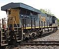 CSX Transportation - 3124 diesel locomotive (Marion, Ohio, USA) (43222888961).jpg