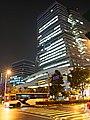 CTBC Financial Park at night 20140923.jpg
