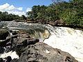 Cachoeira no Rio Cautário.JPG
