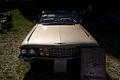 Cadillac El Dorado 1962 Biarritz Convertible AboveHood Lake Mirror Cassic 16Oct2010 (14690793587).jpg