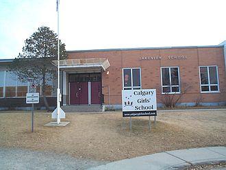 Alberta charter schools - Calgary Girls' School was granted a charter in 2003