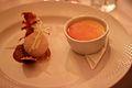 Calvados creme, herbel tea sorbet & burnt bread praline.jpg