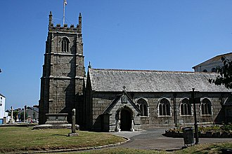 Camborne - Camborne Parish Church