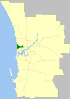 Town of Cambridge Local government area in Western Australia