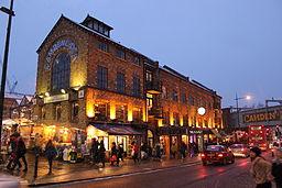 Camden Lock Market Hall
