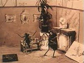 History of Russian animation - Image: Cameraman's revenge