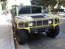 hummer h1 wikipedia rh en wikipedia org 2001 AM General Hummer Safety 2001 AM General Hummer Recalls