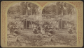 Camp life, Lower Ausable (Au Sable) Pond, Sept. 8th, 1876, by Stoddard, Seneca Ray, 1844-1917 , 1844-1917.png
