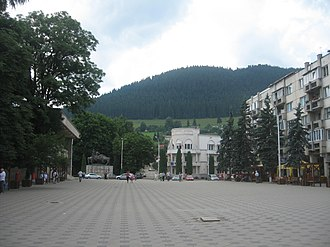 Suceava County - Câmpulung Moldovenesc