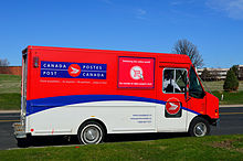 Canada post wikipedia a canada post delivery truck in ontario aloadofball Gallery