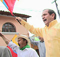 Canciller Patiño encabeza marcha de apoyo al Presidente de la República, Rafael Correa (5039894061).jpg