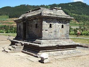 Dieng temples - Semar temple