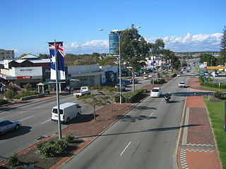 Canning Highway highway in Perth, Western Australia