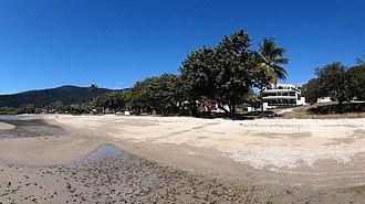 Cannonvale, Queensland - Cannonvale beach, 2012