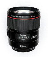 Canon - Objektiv EF 85mm f1.4L IS USM.JPG