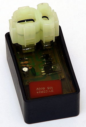 Capacitor discharge ignition - CDI module