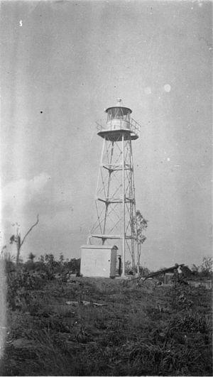 Cape Hotham Light - Cape Hotham, 1928