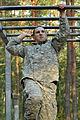 Capt. Arthur on the Obstacle Course (7637714210).jpg