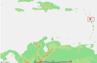 Basse-Terre Island - Image: Caribbean Basse Terre