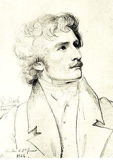 Karl Wilhelm Wach German painter